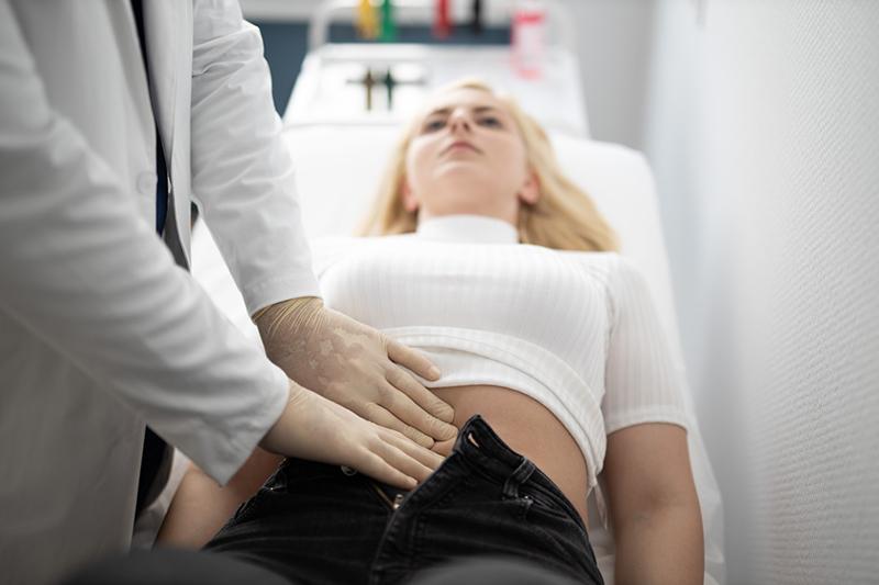 nőgyógyászati szűrés